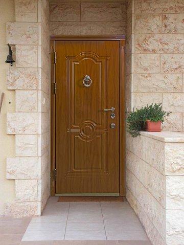 Дверь стальная типа Сэндвич