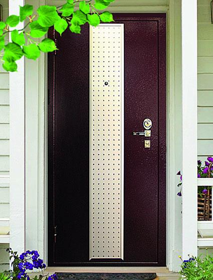 Современные входные двери обязаны быть не только прочными, но и красивыми